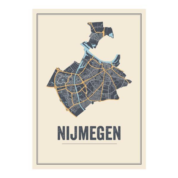 kunstposter Nijmegen