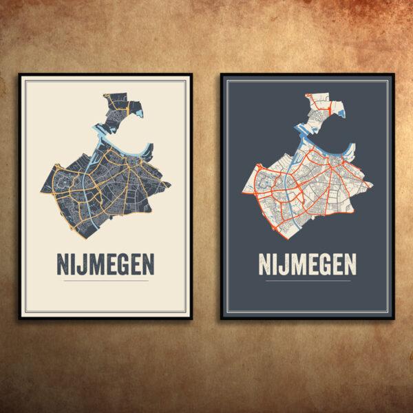 Nijmegen poster
