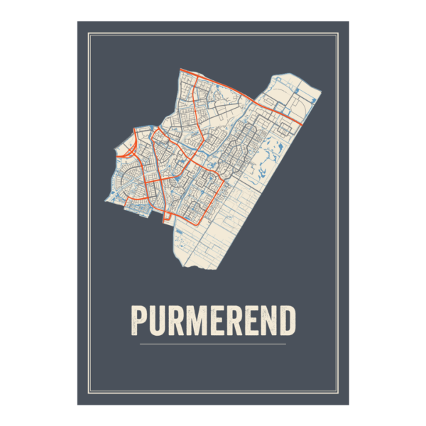 Purmerend poster