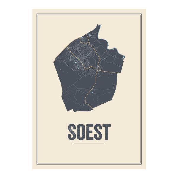 poster Soest - Utrecht