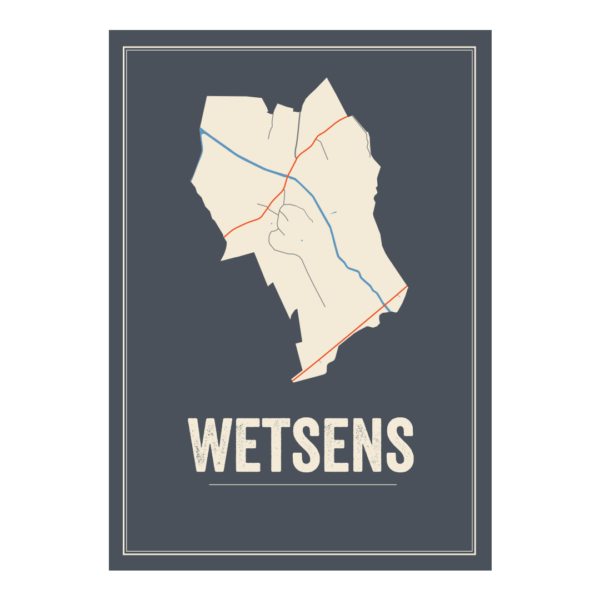 wetsens posters