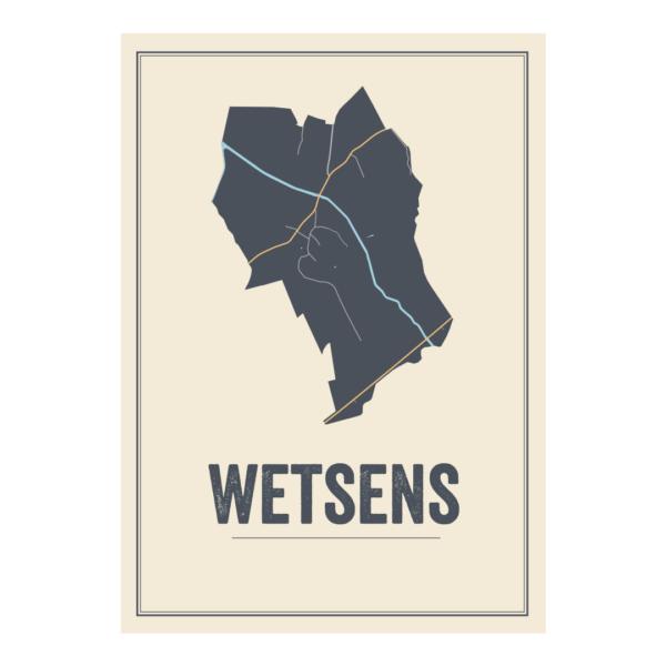 posters van Wetsens
