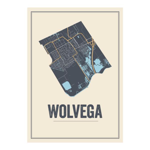 poster van Wolvega