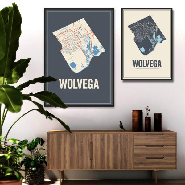 Wolvega posters