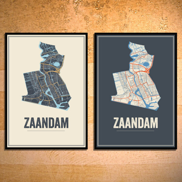 Zaandam posters