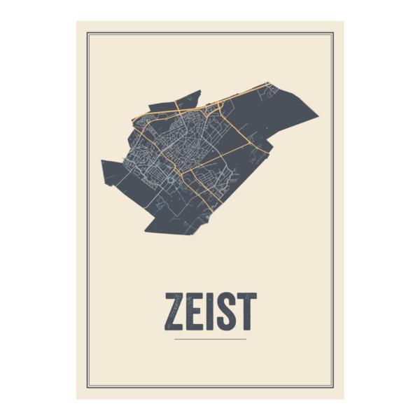 poster van Zeist, Utrecht
