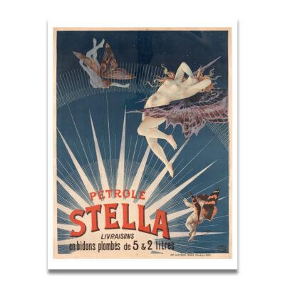 Stella advertising poster