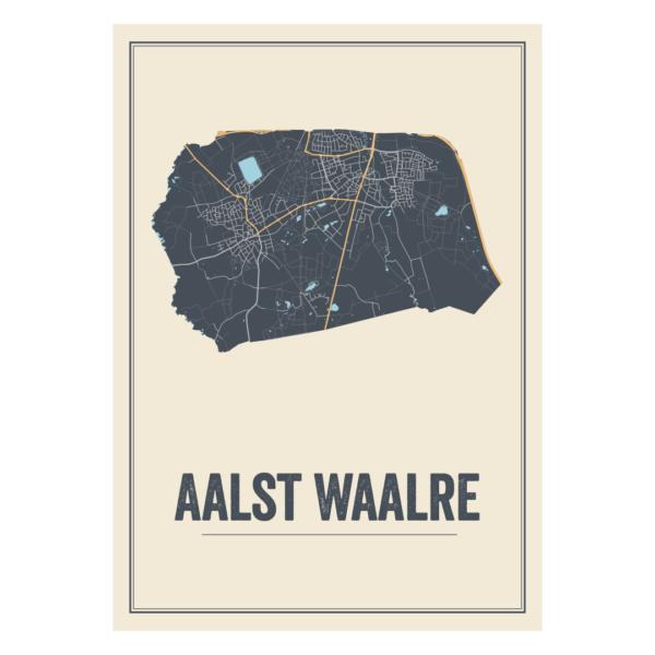 kaarten posters Waalre
