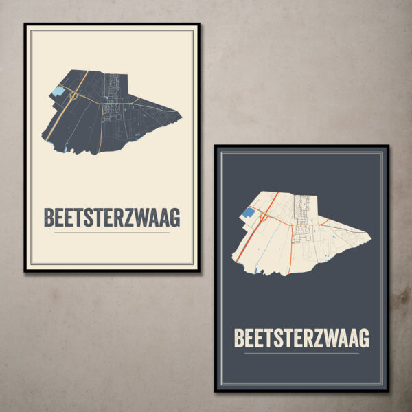 Beetsterzwaag posters