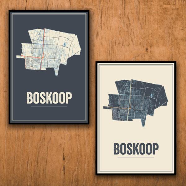 Boskoop posters
