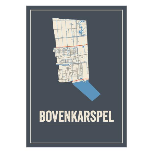 posters van Bovenkarspel, Nederland