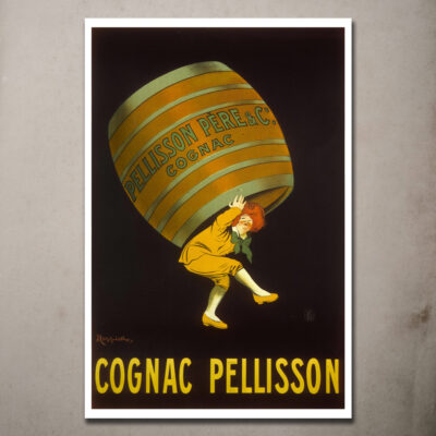 Cognac pellisson poster
