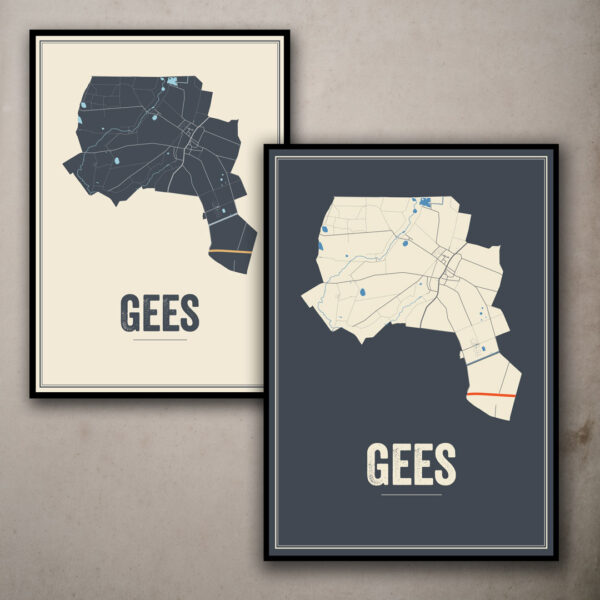 Gees posters