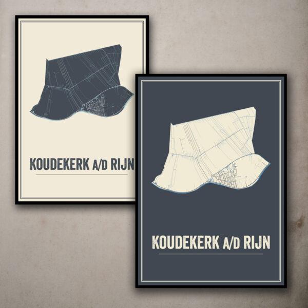 Koudekerk aan de Rijn posters