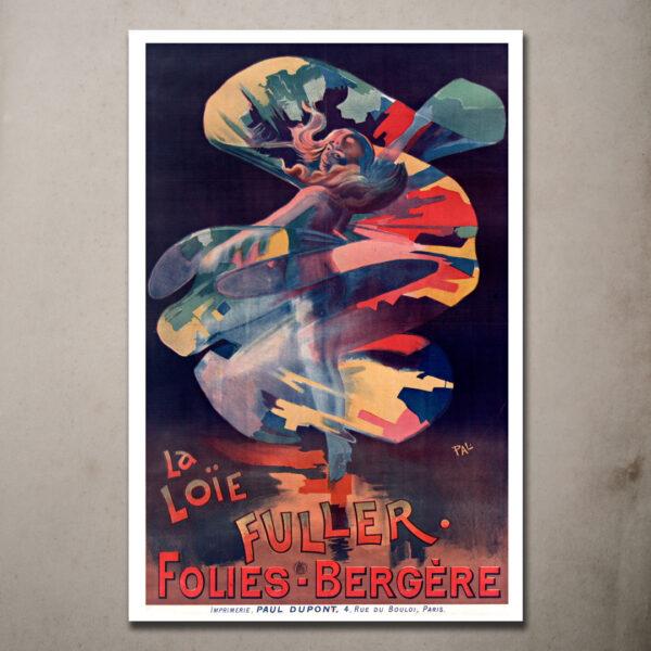 la loie fuller posters
