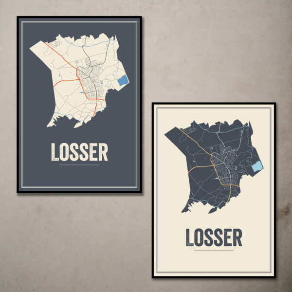 Losser posters