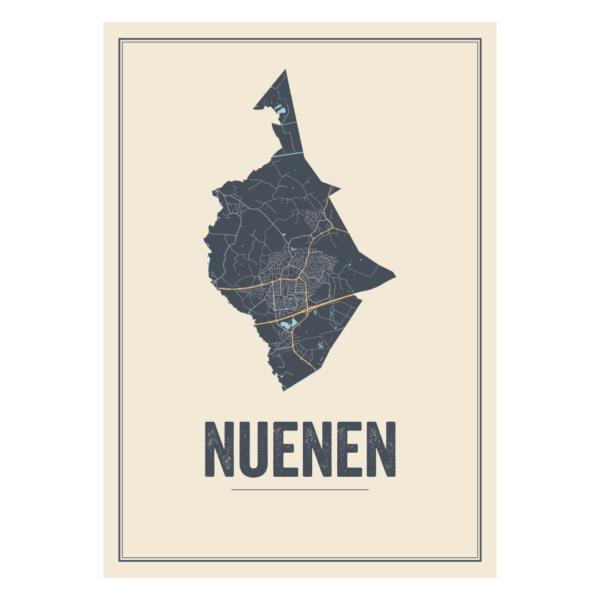 unieke posters van Nuenen
