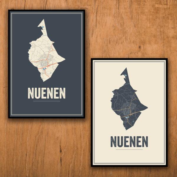 Nuenen posters