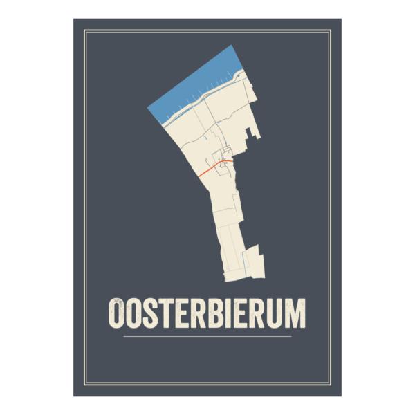 poster van Oosterbierum