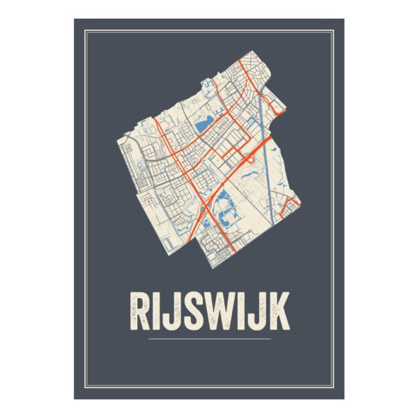 Rijswijk poster kaarten