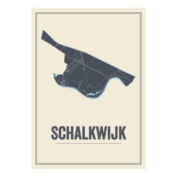 posters van Schalkwijk