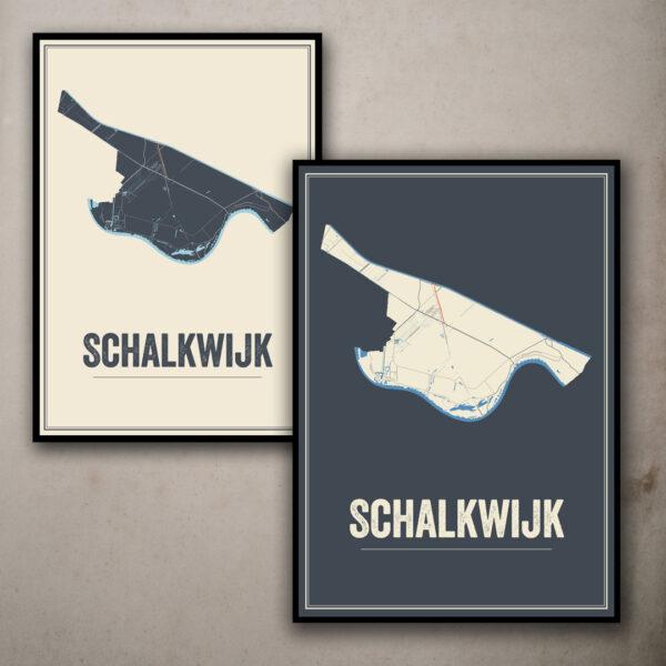 Schalkwijk, Utrecht posters