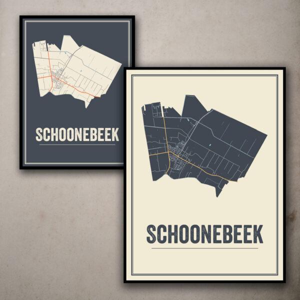 posters Schoonebeek, Drenthe