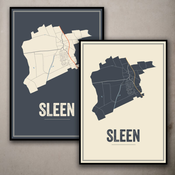Sleen, Nederland posters