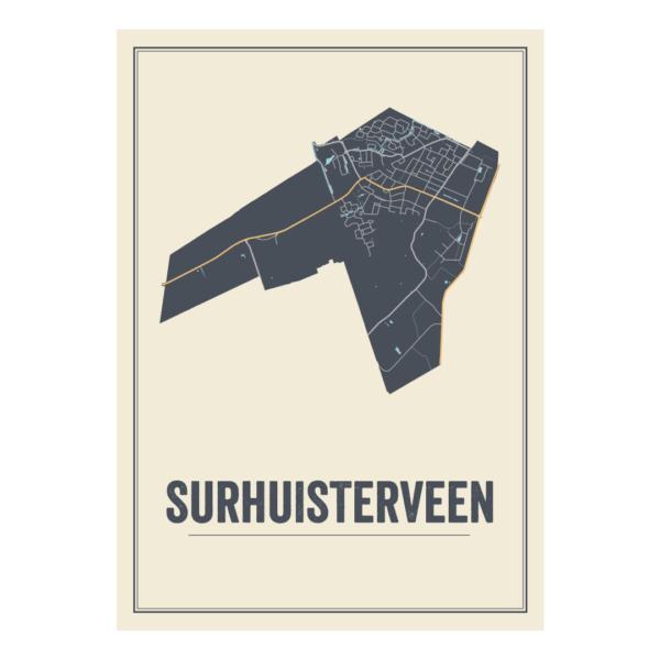dorpen posters Surhuisterveen