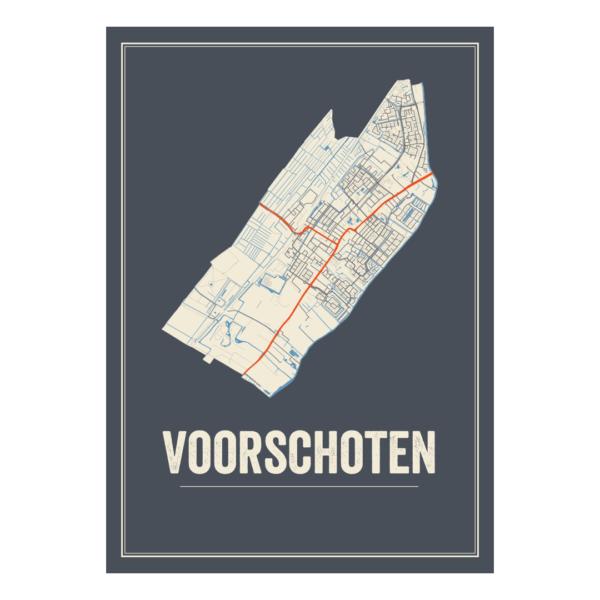 poster van Voorschoten