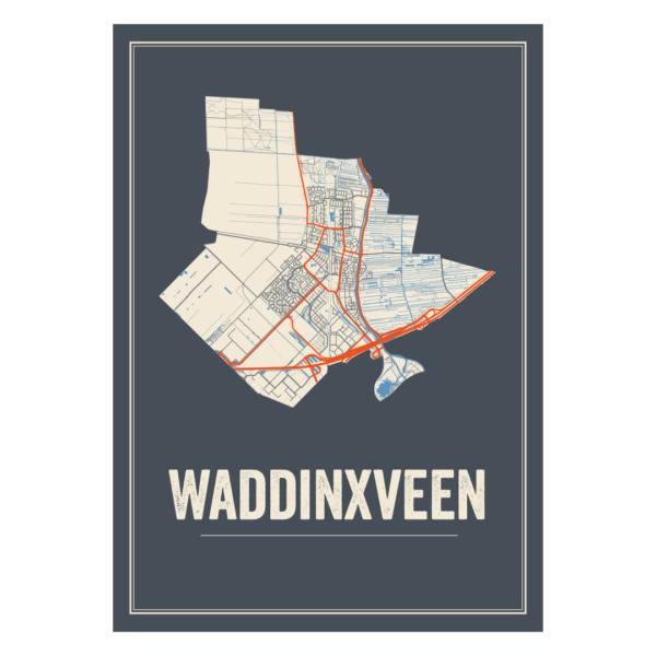 posters Waddinxveen, Nederland