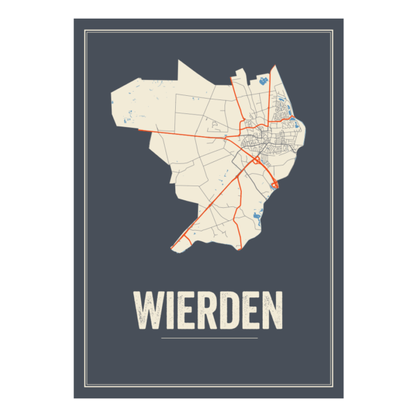 Wierden, Overijssel posters