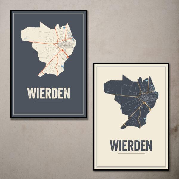 Wierden posters