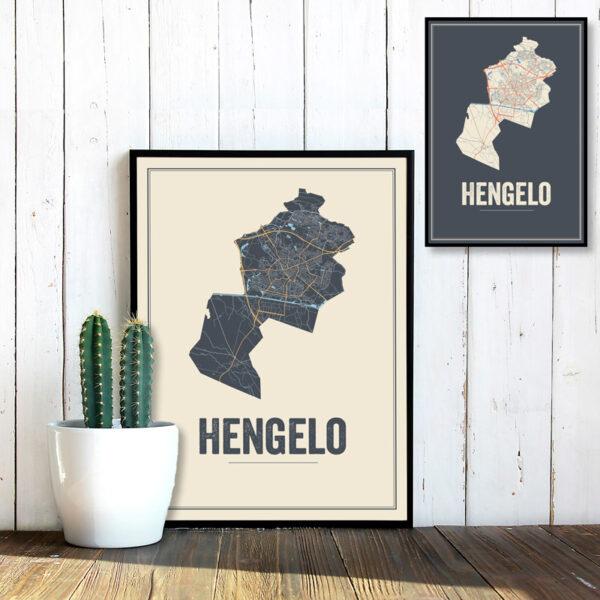 Hengelo poster