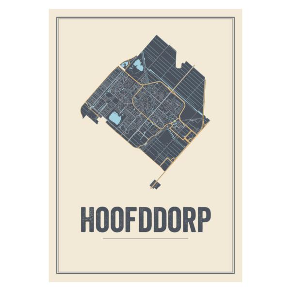 poster van Hoofddorp