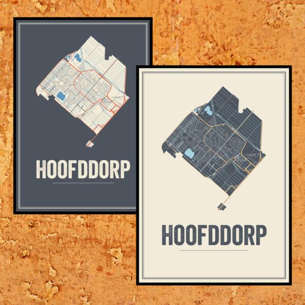 Hoofddorp posters