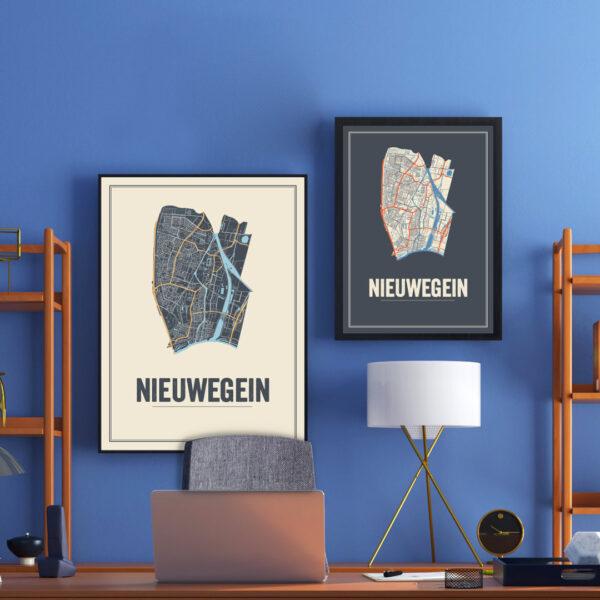 Nieuwegein posters