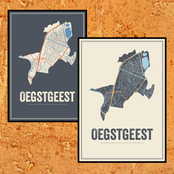 Oegstgeest poster