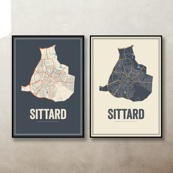 Sittard posters