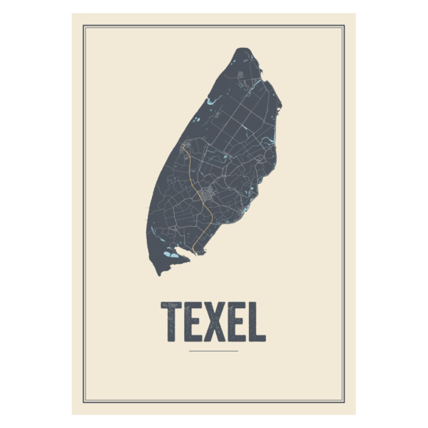 Texel, Nederland posters