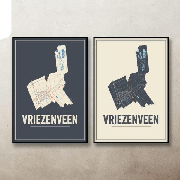 Vriezenveen posters