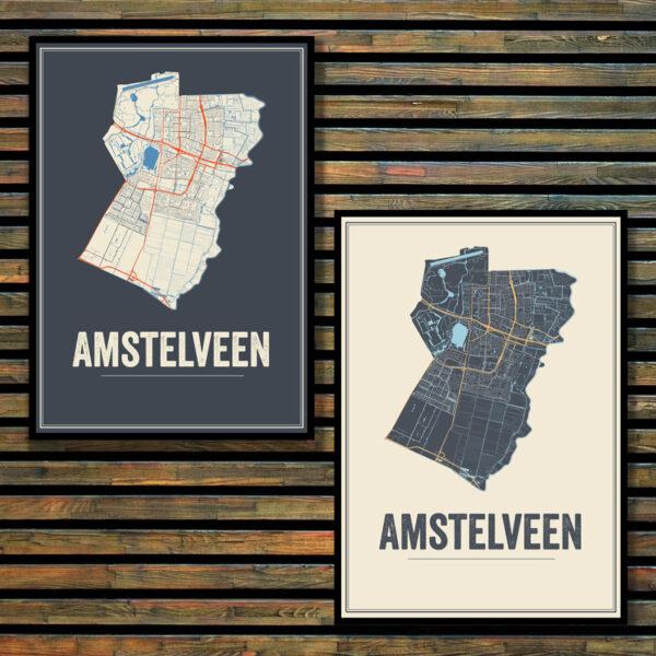 Amstelveen poster
