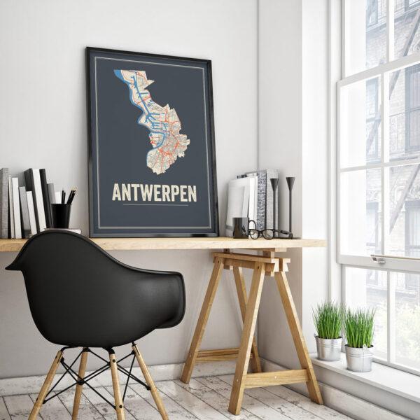 Antwerp poster