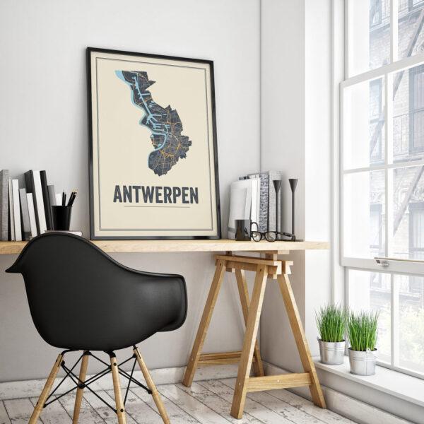 Antwerpen posters