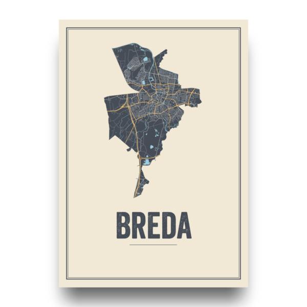 poster van Breda, Noord-Brabant