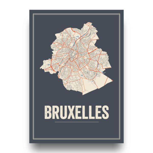 Brussels posters