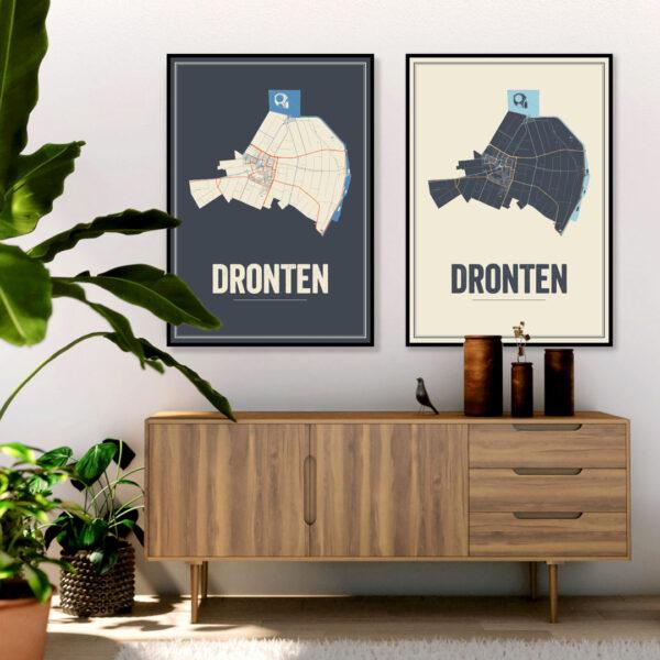 Dronten posters