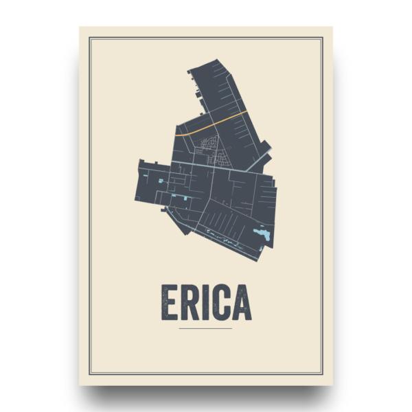 Erica, Nederland posters
