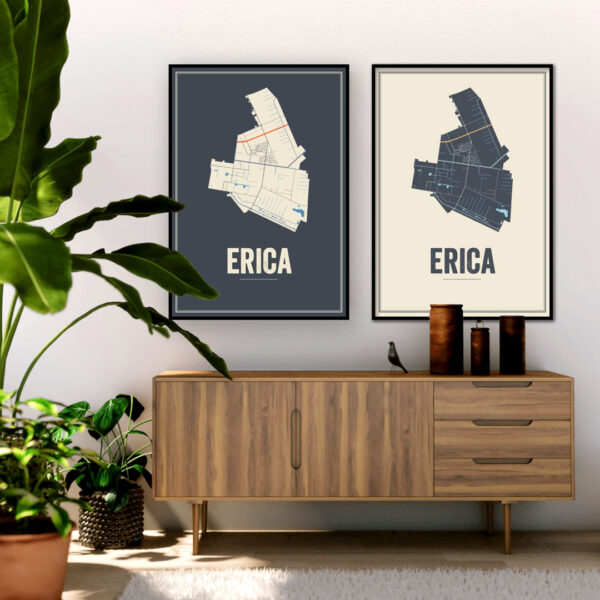 Erica, Drenthe posters