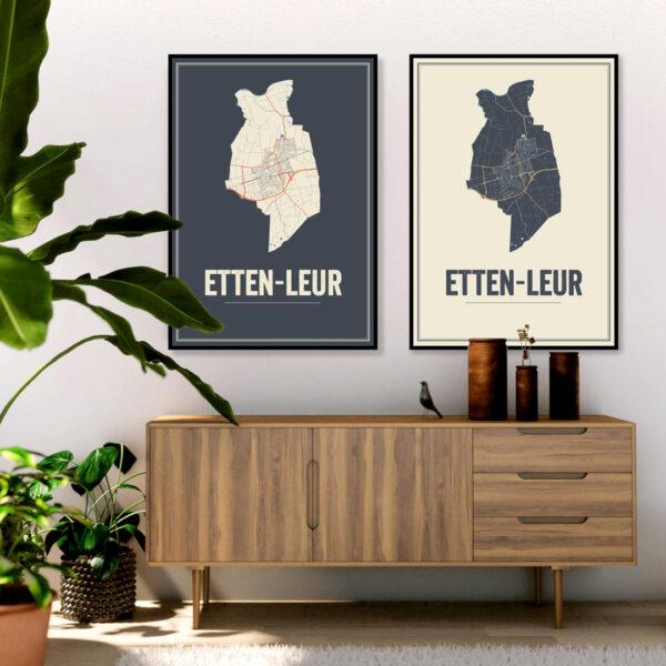 Etten-Leur poster